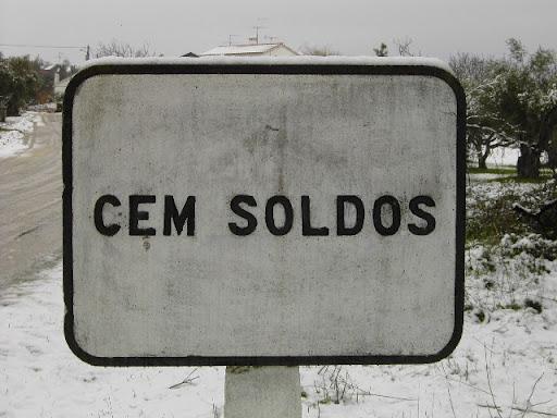 CEM SOLDOS - TOMAR