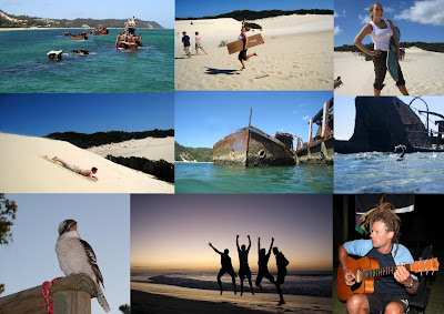 Moreton Island Tour From Redcliffe
