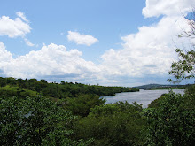 Jinja- source of the Nile