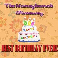 TheHoneybunch 2010 Giveaway #1 : Best Birthday Ever!