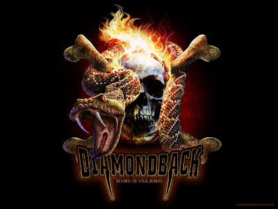 "KINGS ISLAND Debuts ""Diamondback"" In 2009"