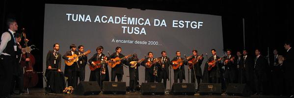 Tuna Académica da ESTGF - TUSA