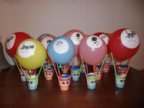 Hobbykok Pluis Traktatie Jip En Janneke Luchtballon