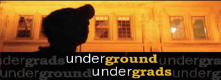 Underground Undergrads: The Journey