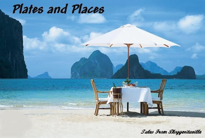 Plates & Places