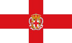 Bandera de la ciudad de Almería