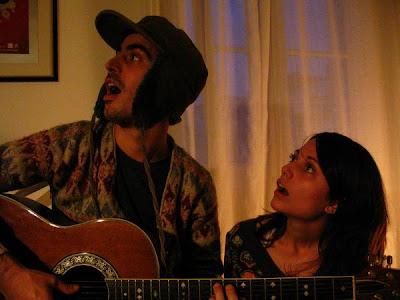 El dúo Jenifer Ávila en acción