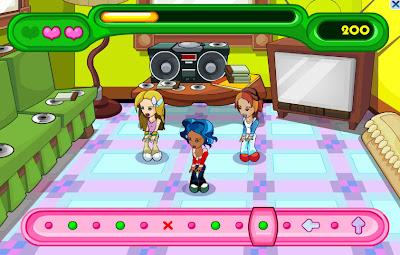 Princesas del baile Hip hop