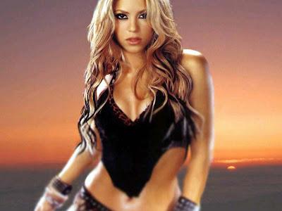 Juego de vestir a Shakira
