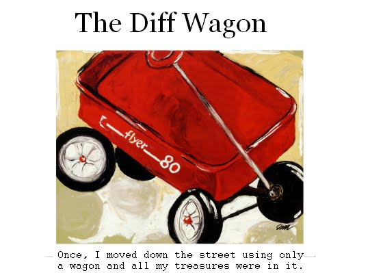 The Diff Wagon