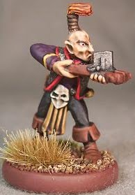 Dark Elf Scout Crossbowman