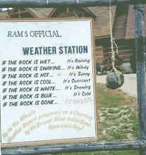 Ram's rock