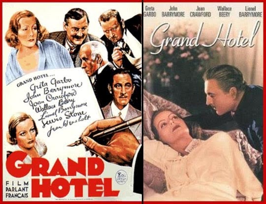 news and views by chris barat movie review grand hotel mgm 1932. Black Bedroom Furniture Sets. Home Design Ideas