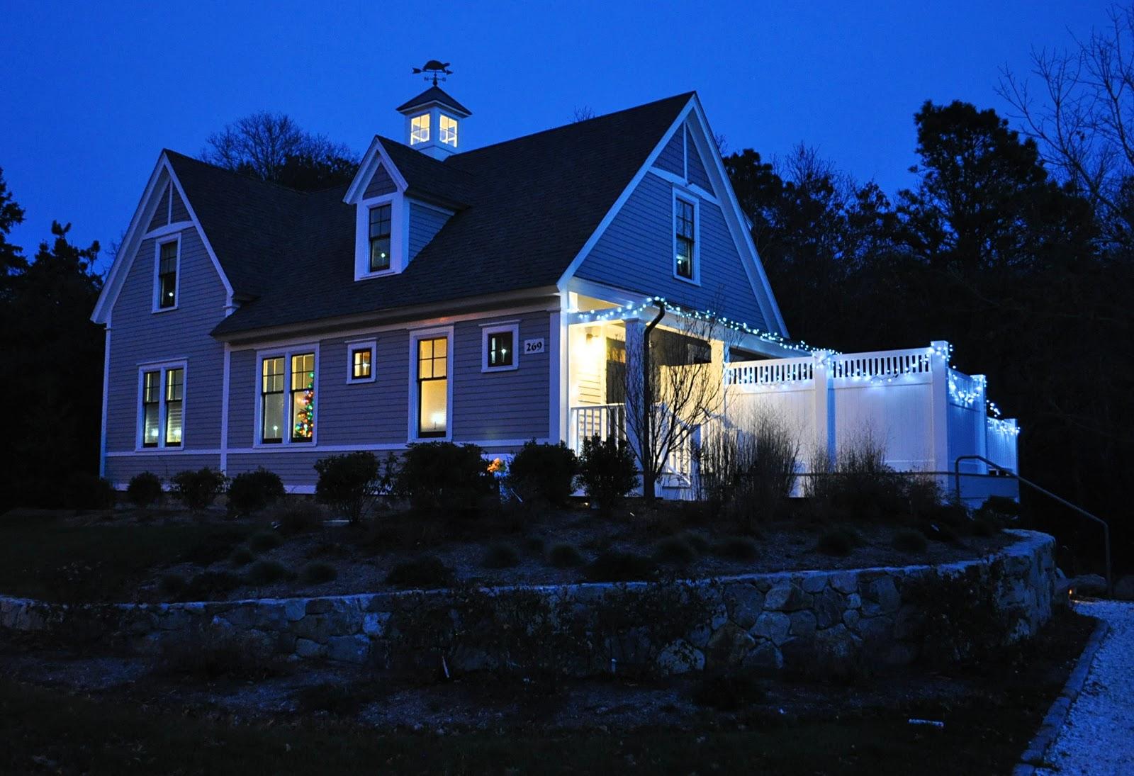 lights village house - photo #11