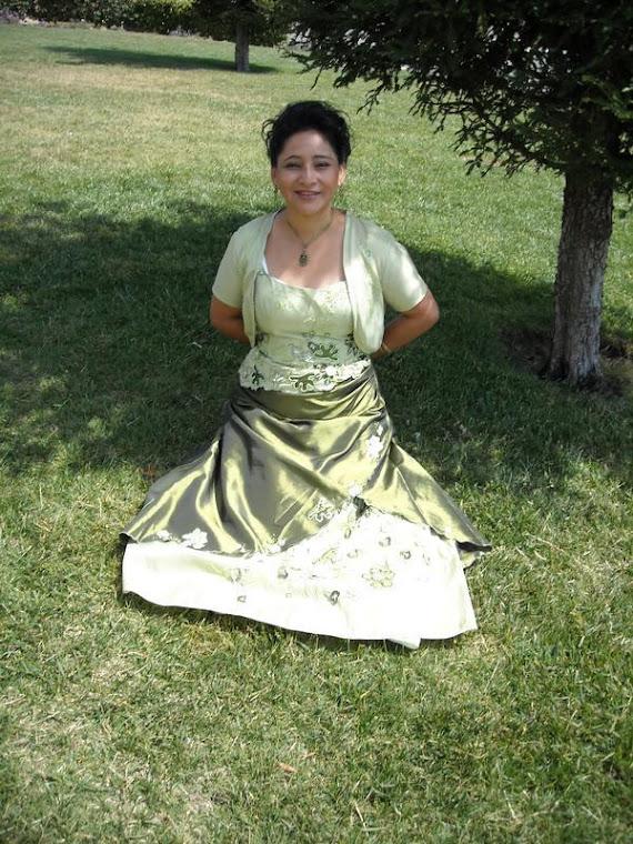 Pastora Carmen Garcia