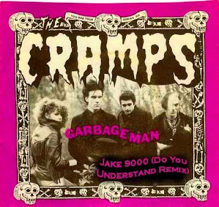 GARBAGE MAN Remix by The Cramps