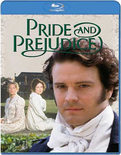 Pride and Prejudice Blu-Ray