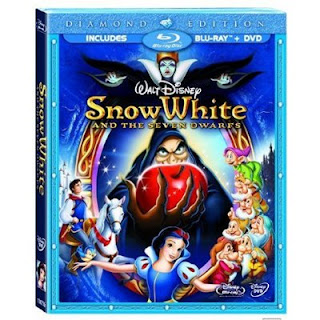 Disney's Snow White Blu-Ray