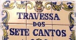 TRAVESSA DOS SETE CANTOS