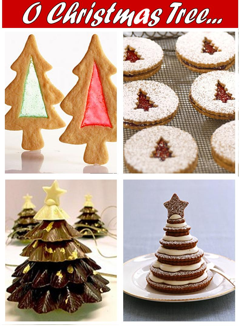 Christmas Tree Desserts Nowadays Christmas trees for
