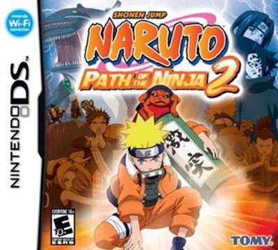 Descargar Roms de naruto y el emulador Naruto+Path+of+the+Ninja+2