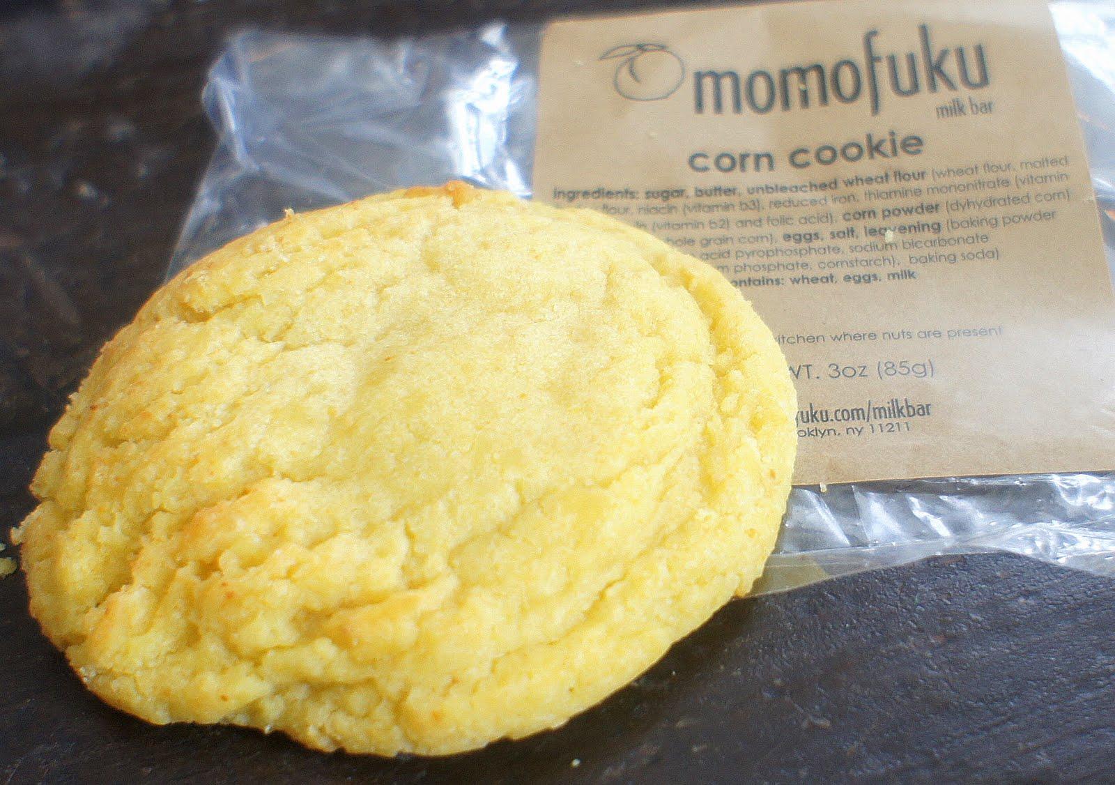 Corn Cookie Taste 57