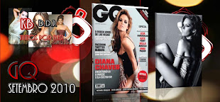 GQ, com Diana Chaves