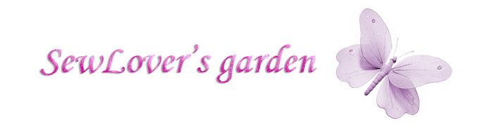 SewLover's garden