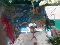 De visitas en Don Bosco