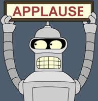 """aplausómetro"""" en el cielo?"""