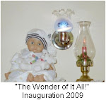 """The Wonder of It All..."" / Click on Photo to View / Listen to Pres. Obama's Inaugural Address"