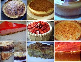 Mas tartas dulces y saladas