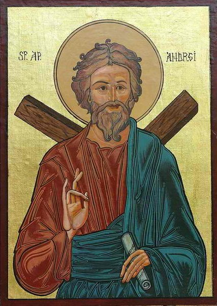 Our Orthodox Life: The Apostle Saint Andrew