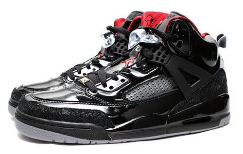 Nike Jordan Spizike Black Stealth Red