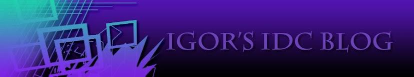 Igor's Delicious Blog