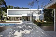 Tropical Home Design of Morumbi by Drucker Arquitetura