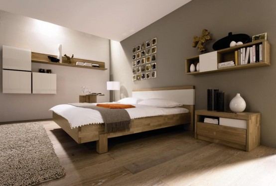 10 Beautiful and Cozy Bedroom Design Ideas by Hulsta