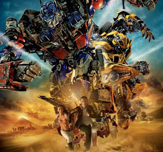 transformers 2 final poster