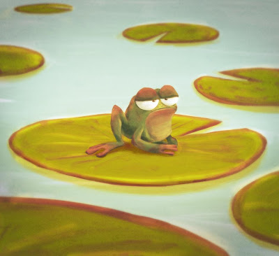 lonely_frog - Where are you, ASPO and SCARB? - Anonymous Diary Blog