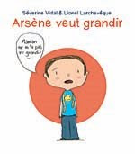 Arsne veut grandir