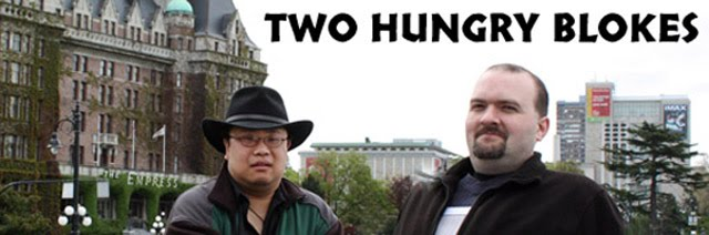 Two Hungry Blokes