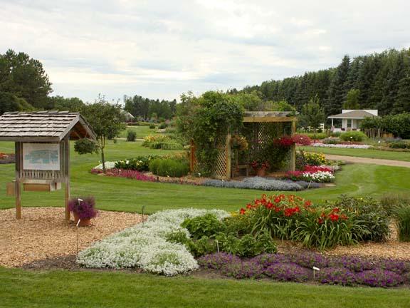Ecobirder: WCROC Flower Garden