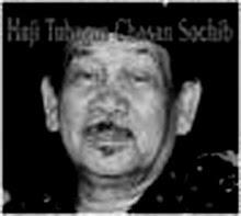 Germo Tua Banten bernama Chasan Sochib