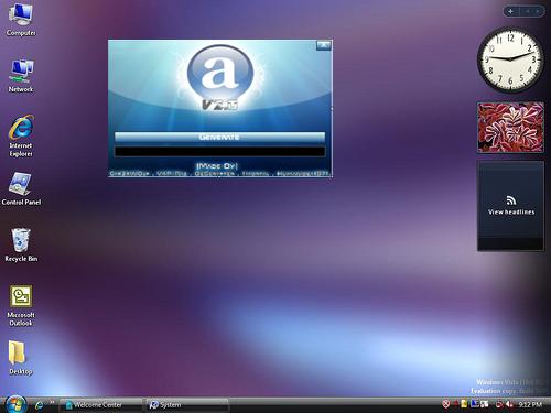 Avast AntiVirus 4.8