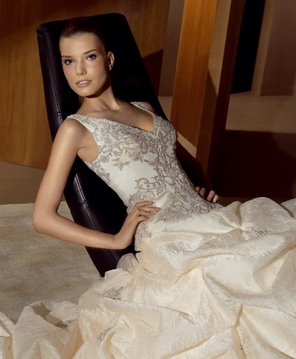 Wedding dresses 2011 promises latest fashion for your wedding ceremony