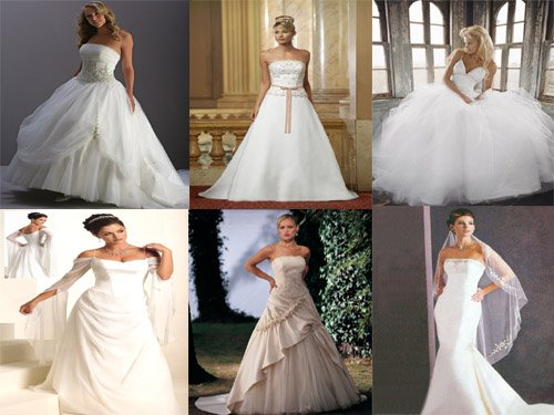 Cheap Wedding Dresses 2011 in Fashion became the best-selling wedding