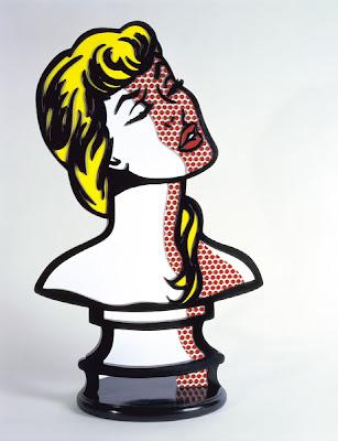 mostra roy lichtenstein parigi