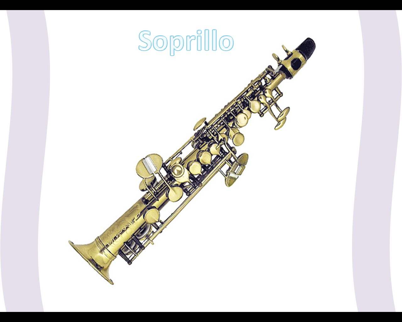 The Sopranissimo or Soprillo | All about Saxophones
