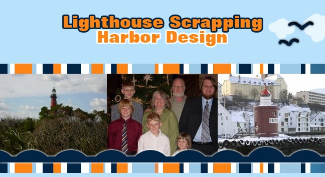 Lighthouse Scrapping and Harbor Designs