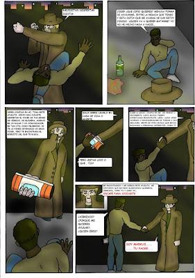 manga gratis comic gratis leon el unico, thiram